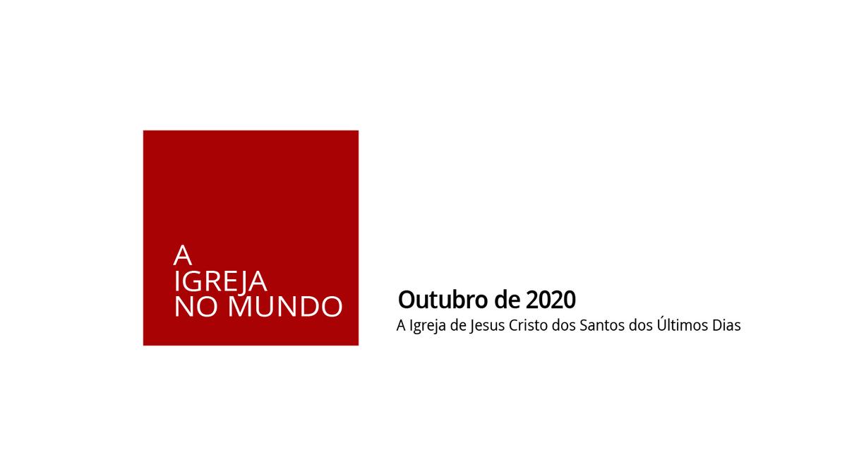 A Igreja no Mundo, outubro de 2020